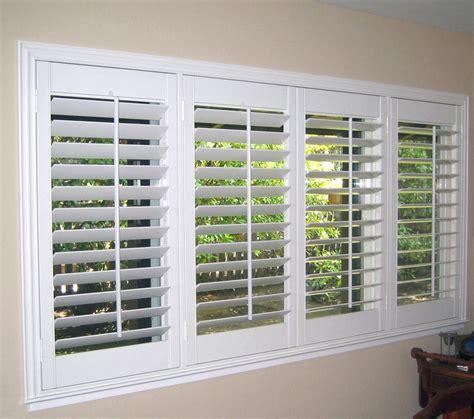 reasons  install plantation shutters
