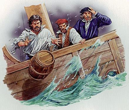 Barco En Una Tormenta Dibujo by Hacer Historia Im 225 Genes Sobre La Traves 237 A De Crist 243 Bal Col 243 N