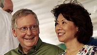 McConnell's in-laws bought 10 ships from China