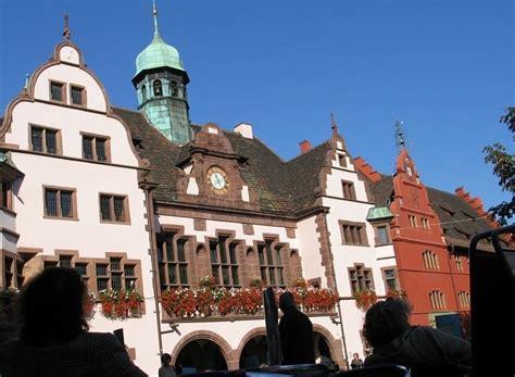Rathaus In Freiburg by Rathaus Freiburg