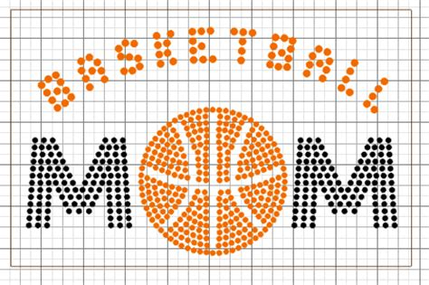 how to make a rhinestone template diy bling basketball shirts with free rhinestone downloadable template crafty shoppe n tuts
