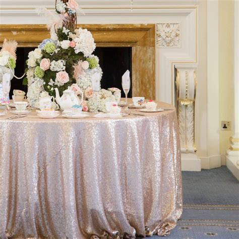 table linen rentals near me 10 places to rent chagne sequin table cloths in toronto