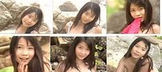 台湾 美女秀:蓬莱仙山—春心荡漾03、09中出现的这个小妞叫什么,想搜她其他的写真或者图片。_百度知道