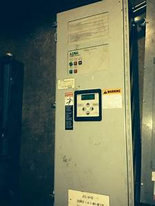 Asco 7000 Series Automatic Transfer Switch 70 Amp 480y  277