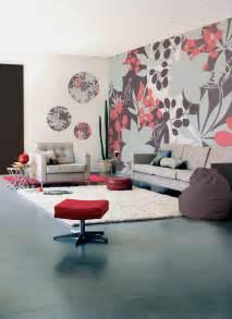 blue wallpaper wall decor source