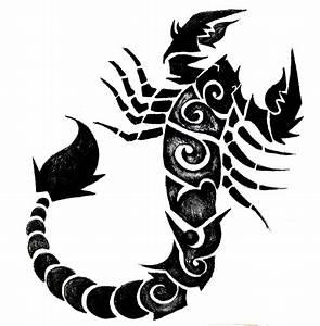 Scorpion Tattoo by SilentMYSTIQUE on DeviantArt