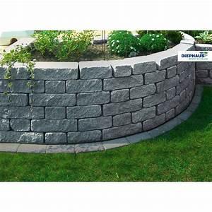 Granit Fliesen Obi : trockenmauer siola leicht granit optik 15 cm x 16 5 cm kaufen bei obi ~ Buech-reservation.com Haus und Dekorationen