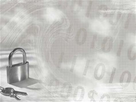 cryptography  powerpoint templates