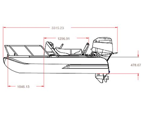 Boat Dimensions by Technical Zego Boats Home