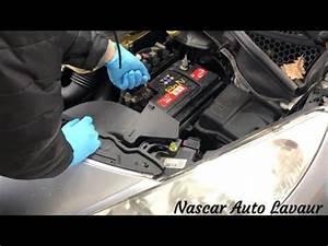 Batterie Peugeot 207 : comment changer sa batterie sur peugeot 207 et 207 cc tuto youtube ~ Medecine-chirurgie-esthetiques.com Avis de Voitures