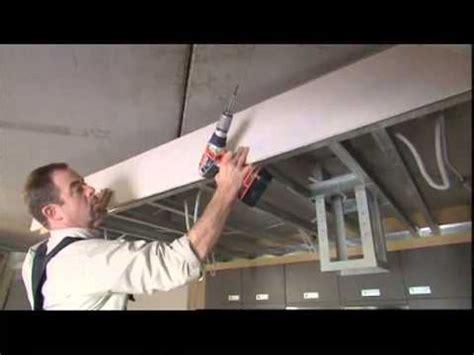 plafond de cuisine design placer un faux plafond au dessus de la cuisine