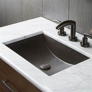 Faucetcom nsl2014 a in ash by native trails for Concrete bathroom sinks for sale