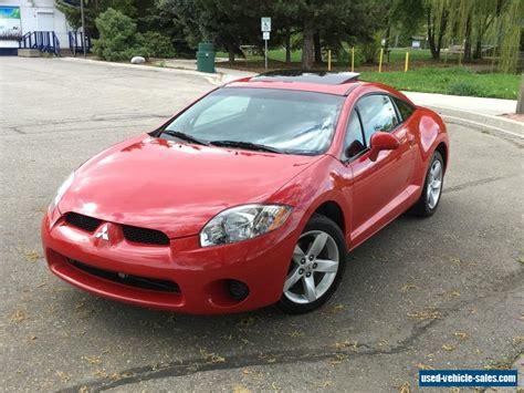 2007 Mitsubishi Eclipse For Sale by 2007 Mitsubishi Eclipse For Sale In Canada