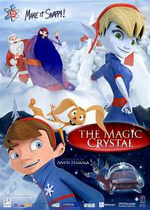 THE MAGIC CRYSTAL - Finlande - Noel 2011