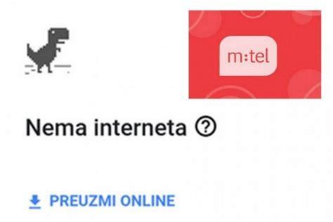 Bez interneta korisnici M:tel-a u BiH   Banjalučanke.com