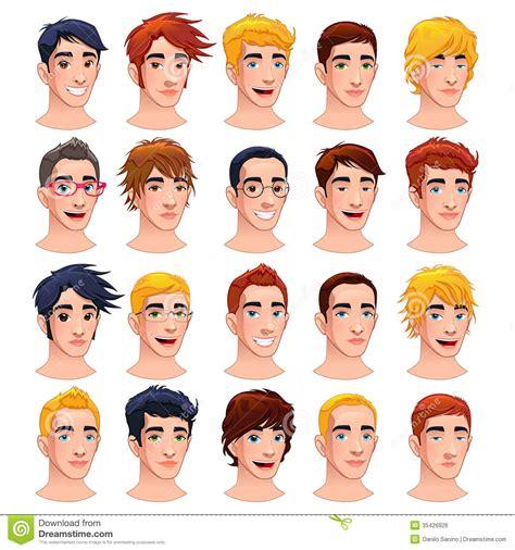 Avatar Men Royalty Free Stock Image Image 35426926