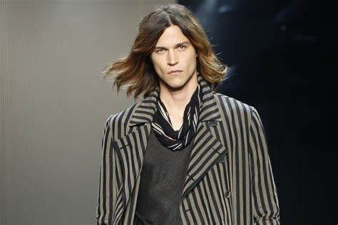Edgy Style Takes Over Men Fashion Week Page Six