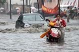 特大暴雨袭击郑州 市区路面积水严重(组图)-搜狐新闻