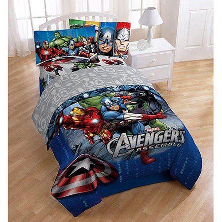 avengers comforter set twin marvel quot halo quot size reversible comforter walmart