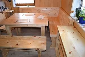 Eckbank Modern Holz : holz sigi esszimmer ~ Indierocktalk.com Haus und Dekorationen