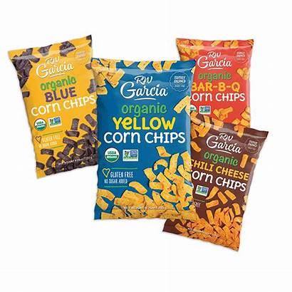 Corn Chips Garcia Rw Organic Launches Line