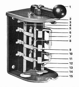 Reversing Drum Controller 58-gj2 Manuals