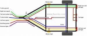 Boat Trailer Lights Diagram