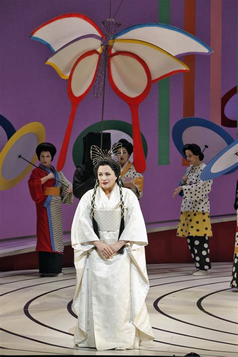 "Stage And Cinema San Francisco Review Of ""madama Butterfly"