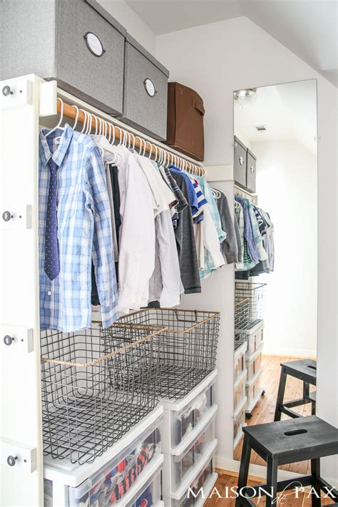 Shared Closet Organization Ideas by Fantastic Ideas For Organizing Kid S Bedrooms The Happy