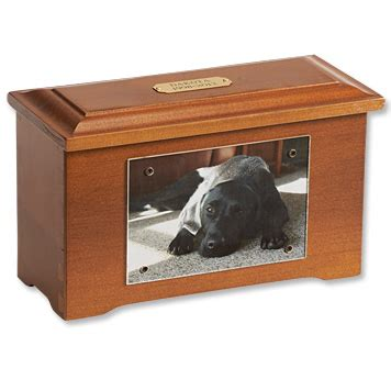 Wooden Pet Urns Ashes