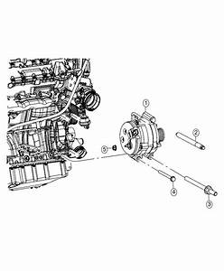 2015 Jeep Grand Cherokee Generator  Engine   220 Amp Alternator   Related  Mopar  Generators