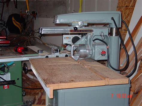 dons early light  woodworking machinery