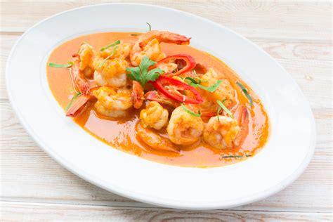 xeres cuisine curry aux fruits de mer thaïlande stoves
