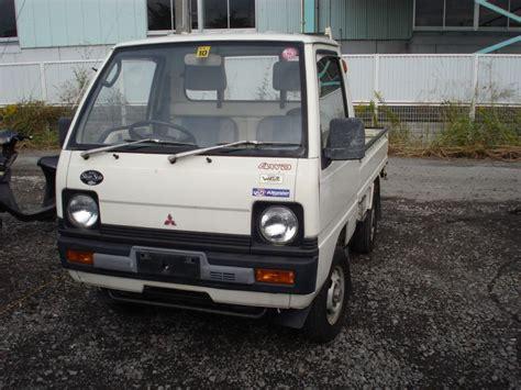 mitsubishi minicab mitsubishi minicab truck 4wd 1990 used for sale