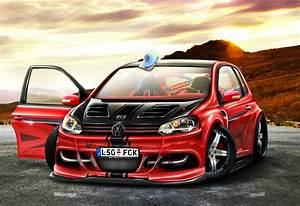 Golf Sport Voiture : fond d 39 cran volkswagen tuning gratuit fonds cran volkswagen tuning voiture allemande ~ Gottalentnigeria.com Avis de Voitures
