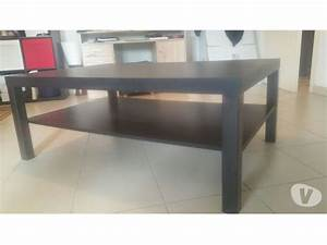 Ikea Table Basse : table basse noir ikea clasf ~ Teatrodelosmanantiales.com Idées de Décoration