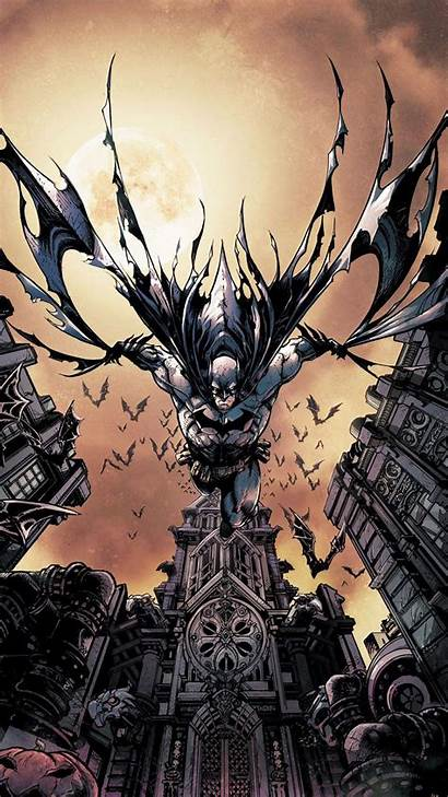 Dc Comics Iphone Batman Comic Wallpapers 4k