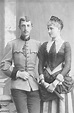 Archduke Otto of Austria and his fiancee Maria Josepha of ...