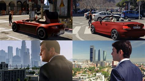 Gta 5 Madrid Ένα συναρπαστικό Fanmade Trailer (video