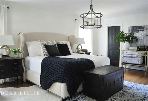 black and white master bedroom our favorite projects and posts from 2017 dear lillie studio 18338 | DSC 8364 copy