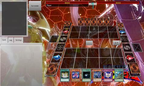 android game screenshot yugioh gi oh yu