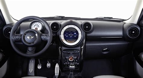 Mini Interno Mini Paceman Interni Italiantestdriver