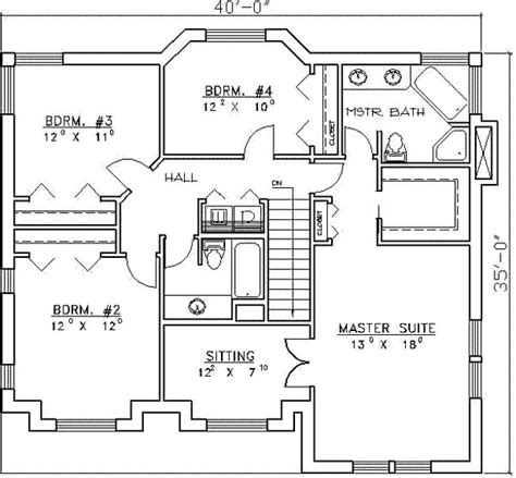 4 bedroom home plans house plans with 4 bedrooms marceladick com