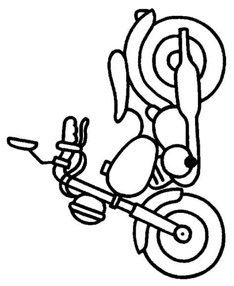 coloriage moto jouet pour garcon dessin gratuit  imprimer