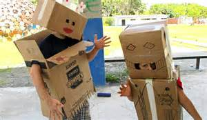 How to Make a Robot Out of Cardboard Box