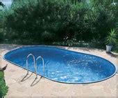 günstige pools zum eingraben zwembaden met stalen wand informatie hornbach