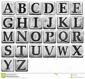 metal letters stock photo image 34133290 With white metal letters