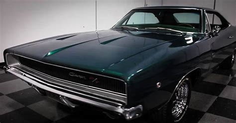 The Five Best Muscle Cars Of The 60s And 70s