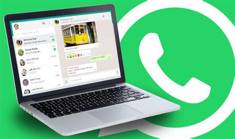 whatsapp app will be installed on windows 10 pcs and mac os x