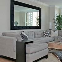 living room mirrors 4 Guidelines to Using Mirrors as the Focal Point of a Room | Home Decorating | Home Decor ...